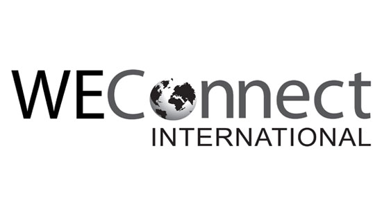 WeConnect International logo