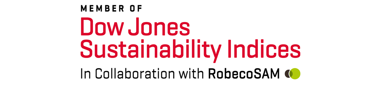 Dow Jones Sustainability Index - logo