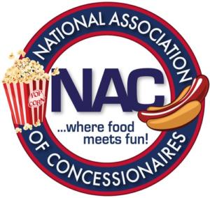 National Association of Concessionaires logo