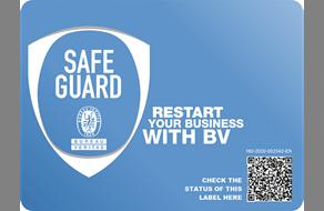 Safe Guard logo