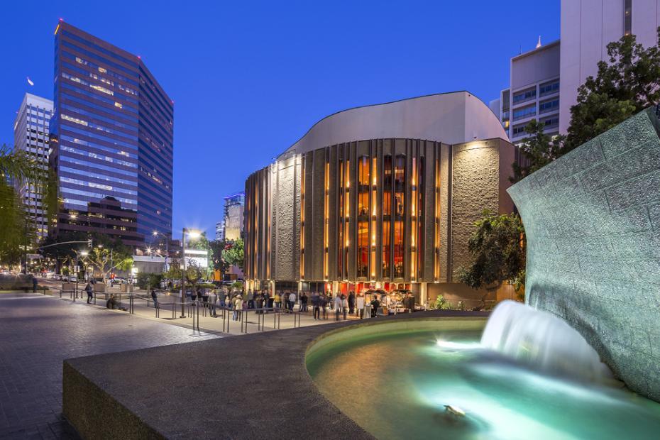 Graphic: Civic Theatre exterior