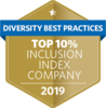 DPB - Top 10 inclusion index 2019
