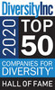 DiversityInc - Top 50 Hall of Fame