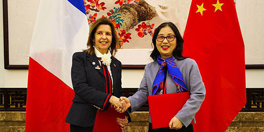 Sodexo and Huawei Sign Global Partnership Agreement
