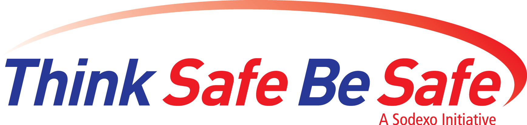 Think Safe Be Safe logo