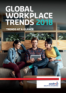 Sodexo Global Workplace Trends 2018 – Trends at a Glance