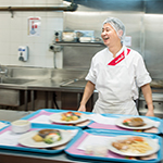 Patient-specific foodservices