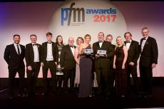 Sodexo scoops two accolades at PFM Awards