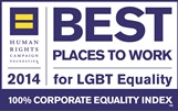 LGBT Equality Best Places To Work