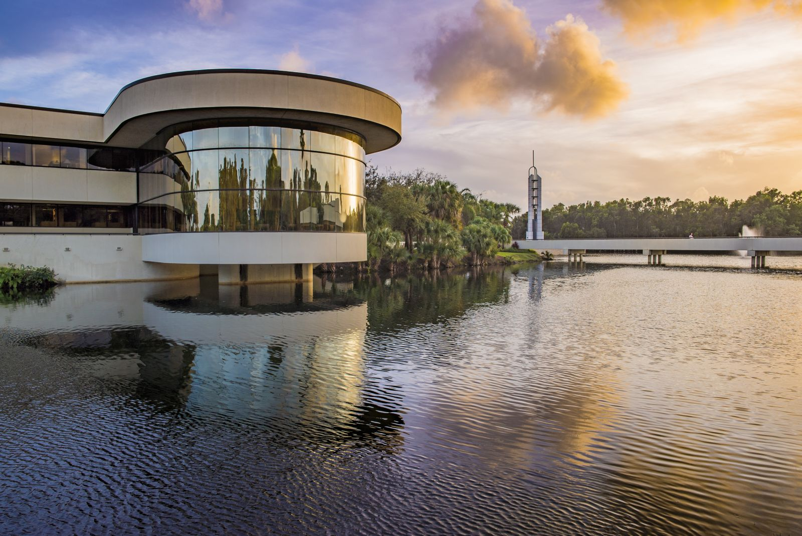 Keiser University, in West Palm Beach, FL