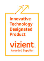 Sodexo Receives Innovative Technology Designation from Vizient for CDX (Compliance Document Exchange)