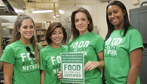 Sodexo Applauds University of Hawai'i at Mānoa Team for Becoming First Food Recovery Certified Organization in the State